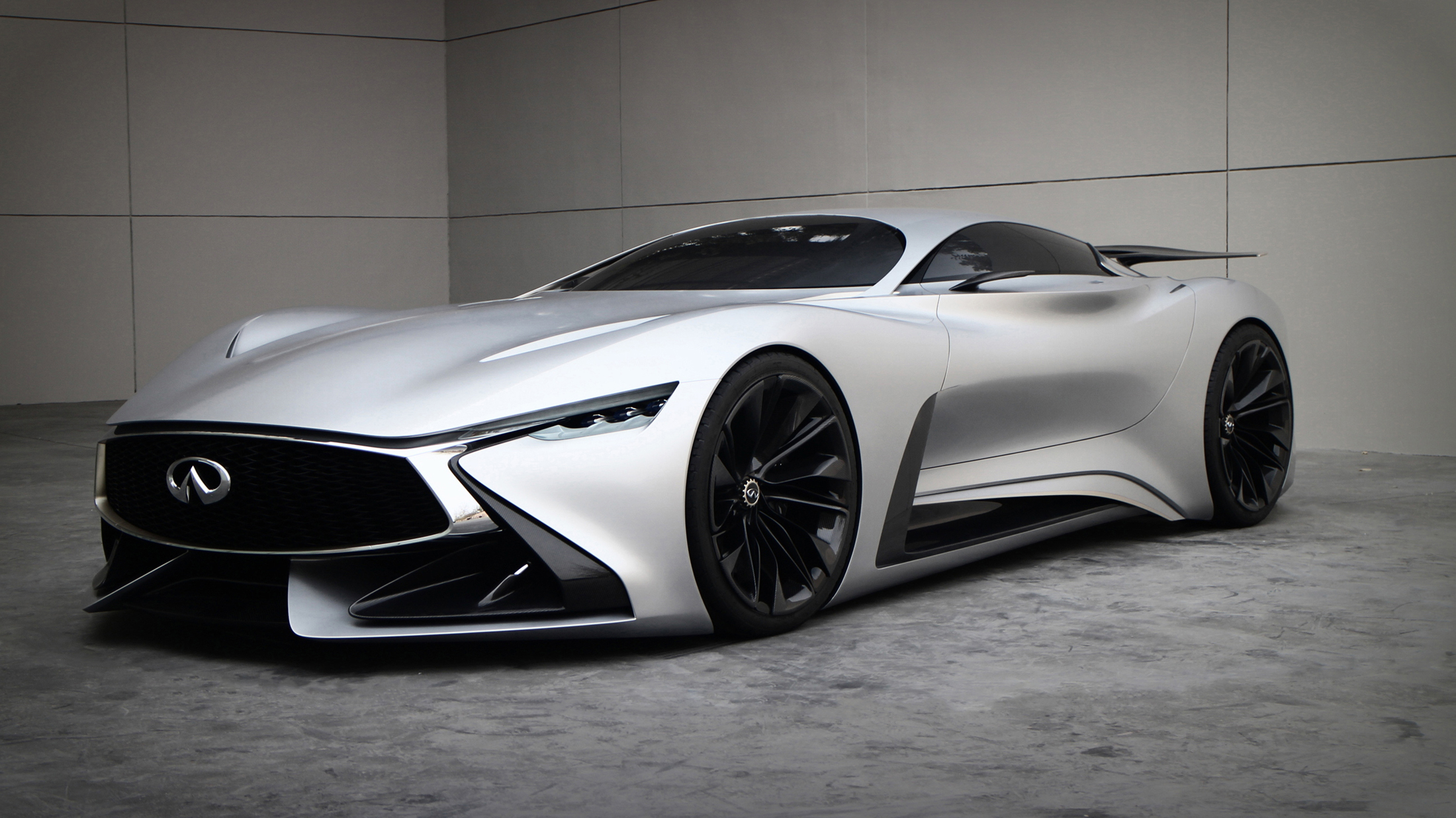 ... Infiniti Vision GT Concept ...