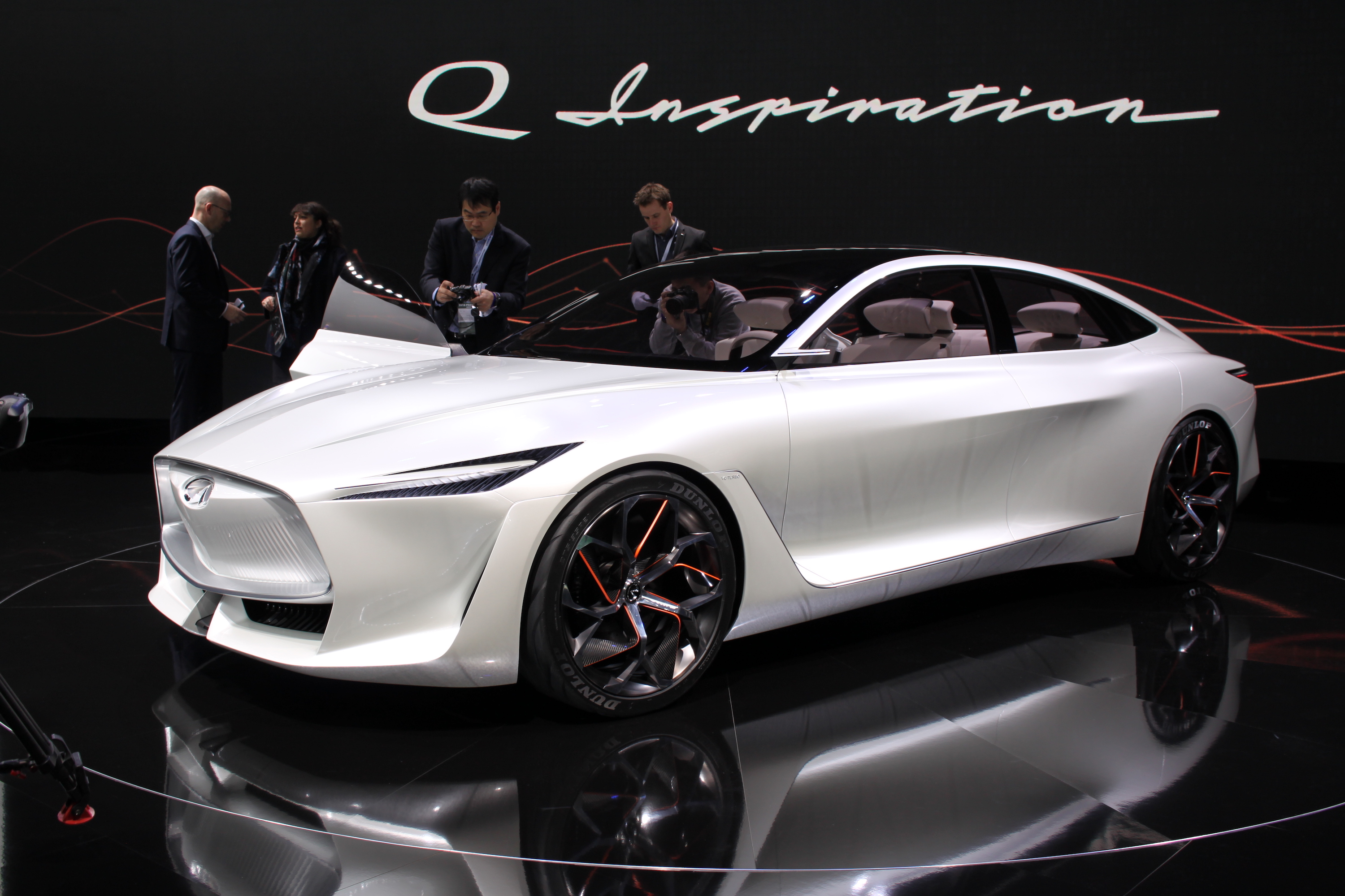 infiniti  inspiration concept   brilliant   brand   car