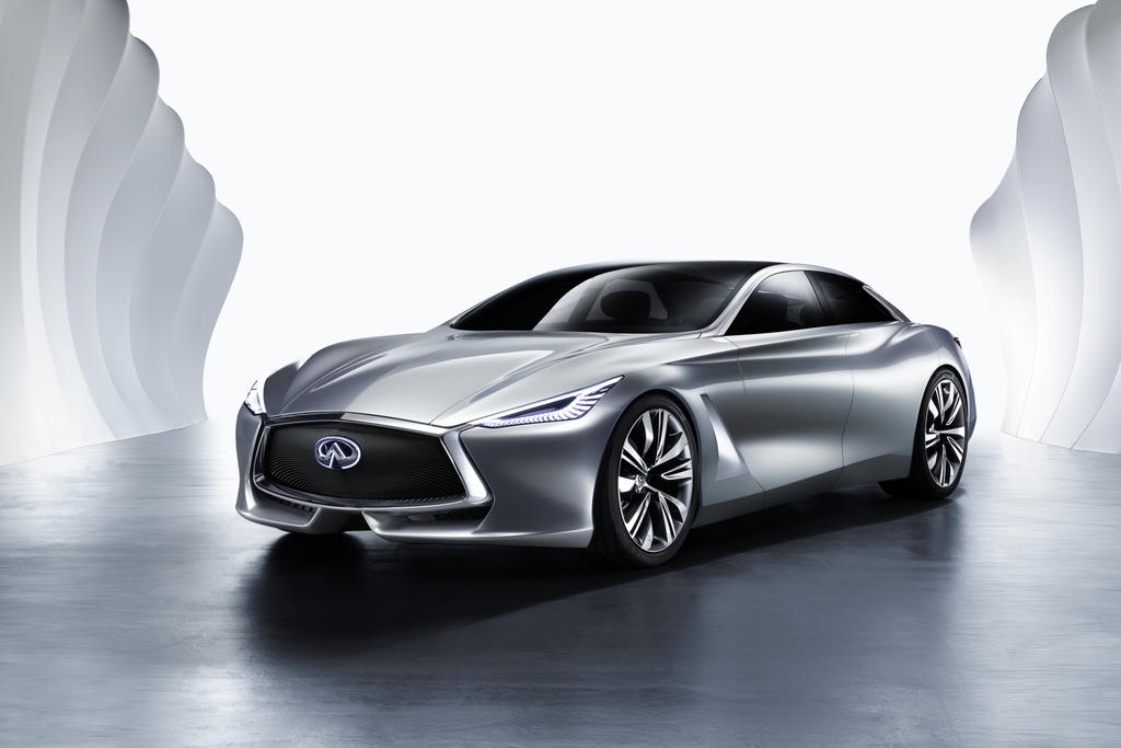 Infiniti To Fight Mercedes S Cl With Plug In Hybrid Flagship