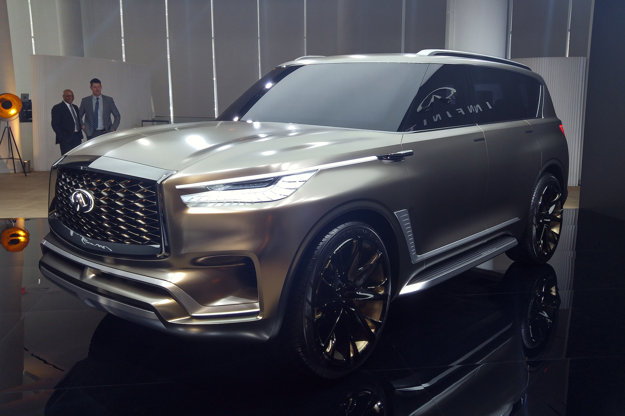 2018 Infiniti Qx80 Redesign Specs Interior Changes