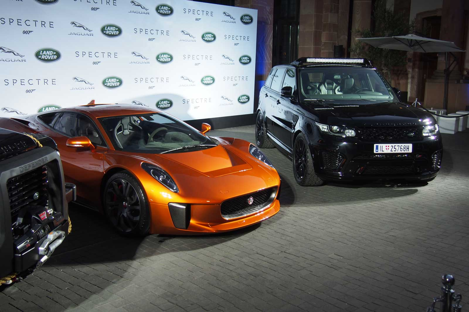 Jaguar Land Rover James Bond Live Photos 04 ...
