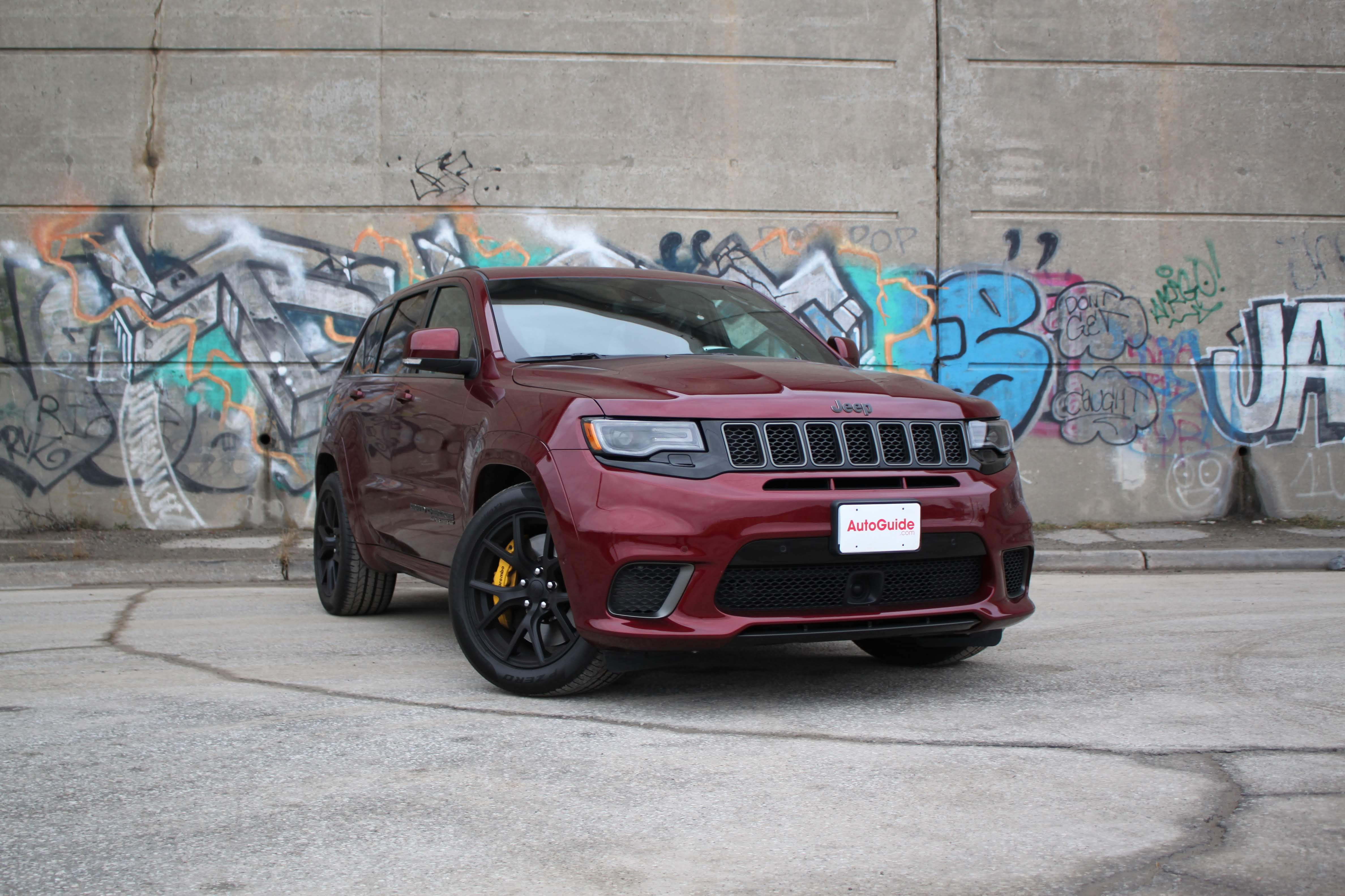 how the jeep grand cherokee trackhawk became the ultimate daily driver  u00bb autoguide com news