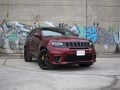 2019 Jeep Grand Cherokee SRT Trackhawk 1
