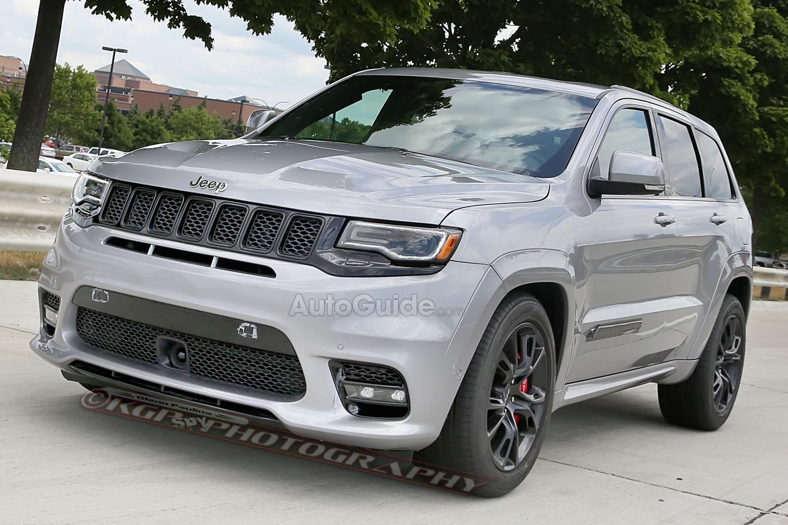 Hellcat-Powered Jeep Grand Cherokee Trackhawk Confirmed ...