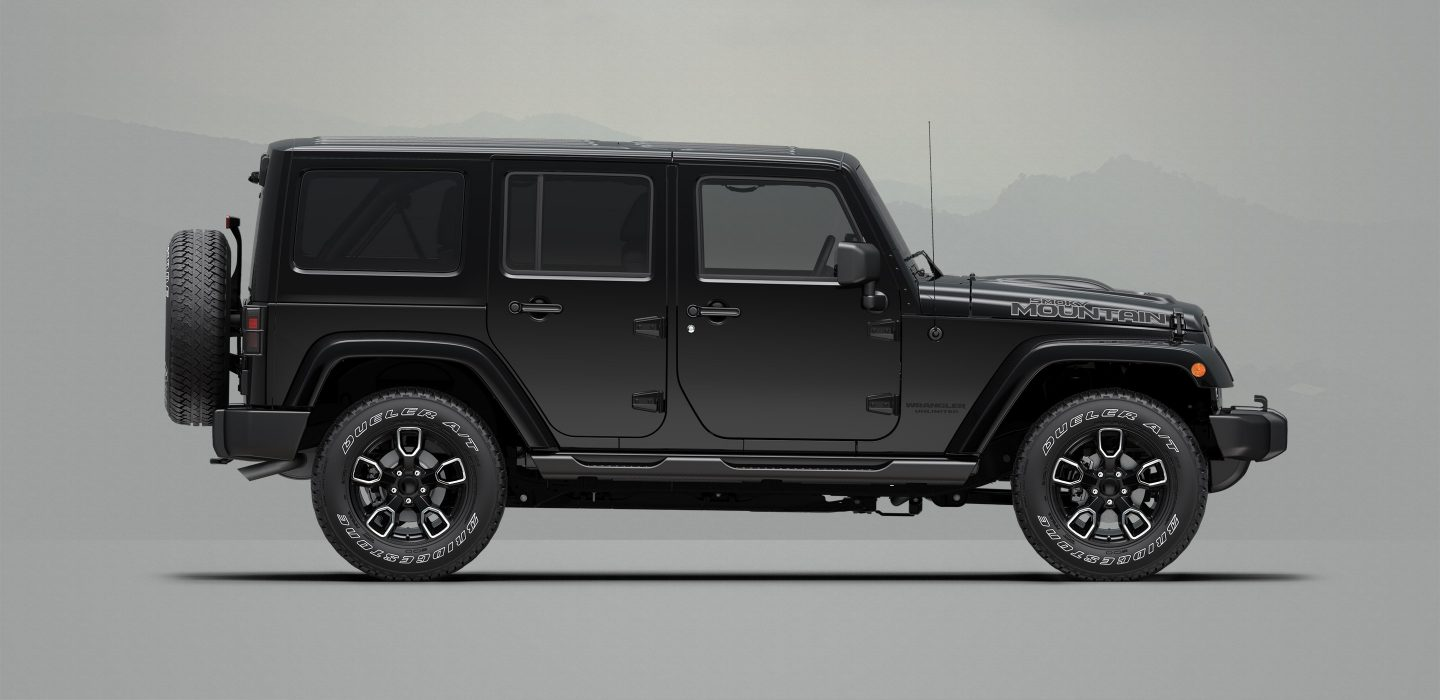 Jeep Adds Two Special Edition Models to Wrangler Lineup » AutoGuide ...