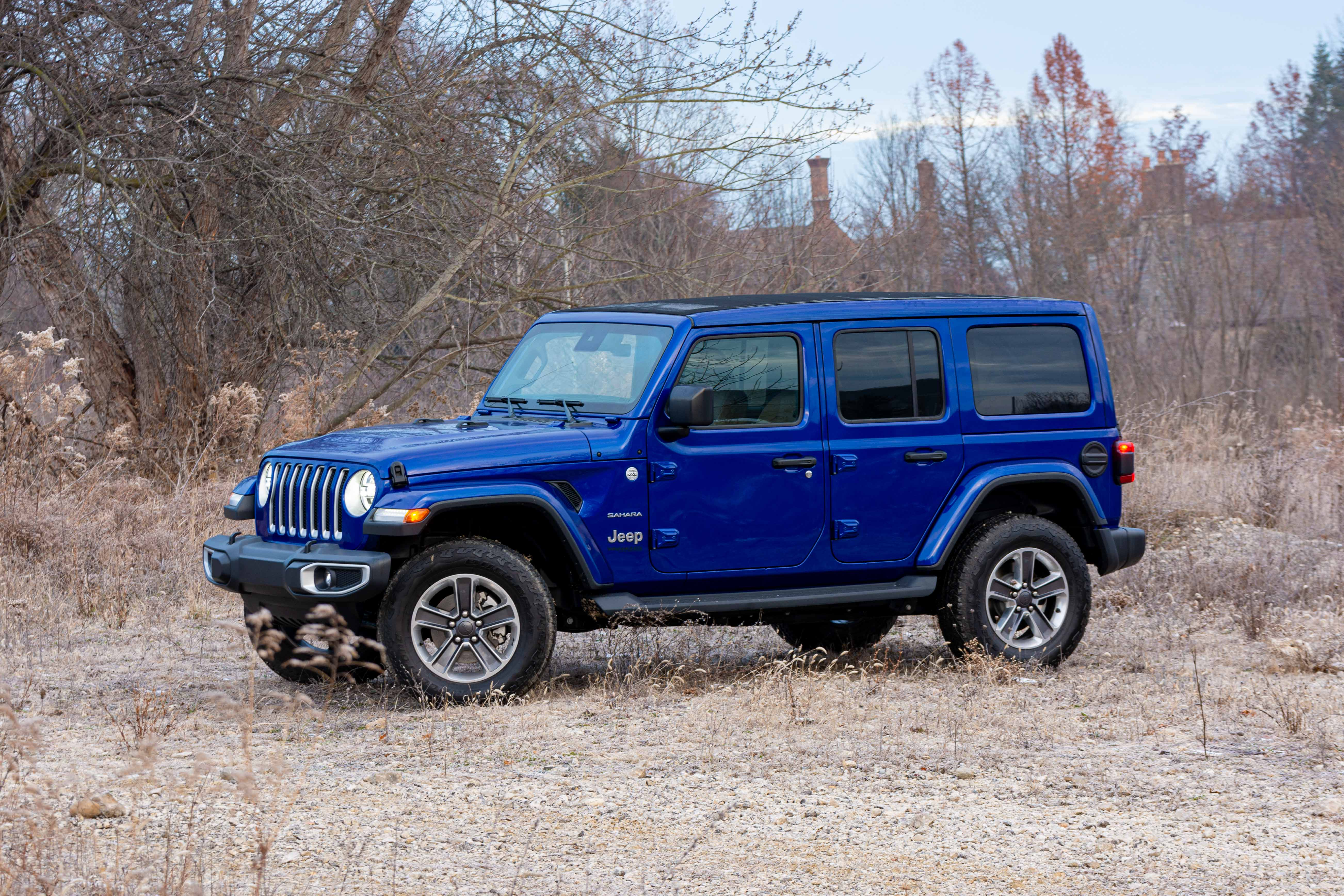 2020 Jeep Wrangler Unlimited Sahara Diesel Review Autoguide Com