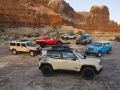 Seven new, capable and fun Jeep concept vehicles – featuring a host of Mopar and Jeep Performance Parts available to consumers conquered the trails of Moab, Utah, at the 49th annual Easter Jeep Safari.