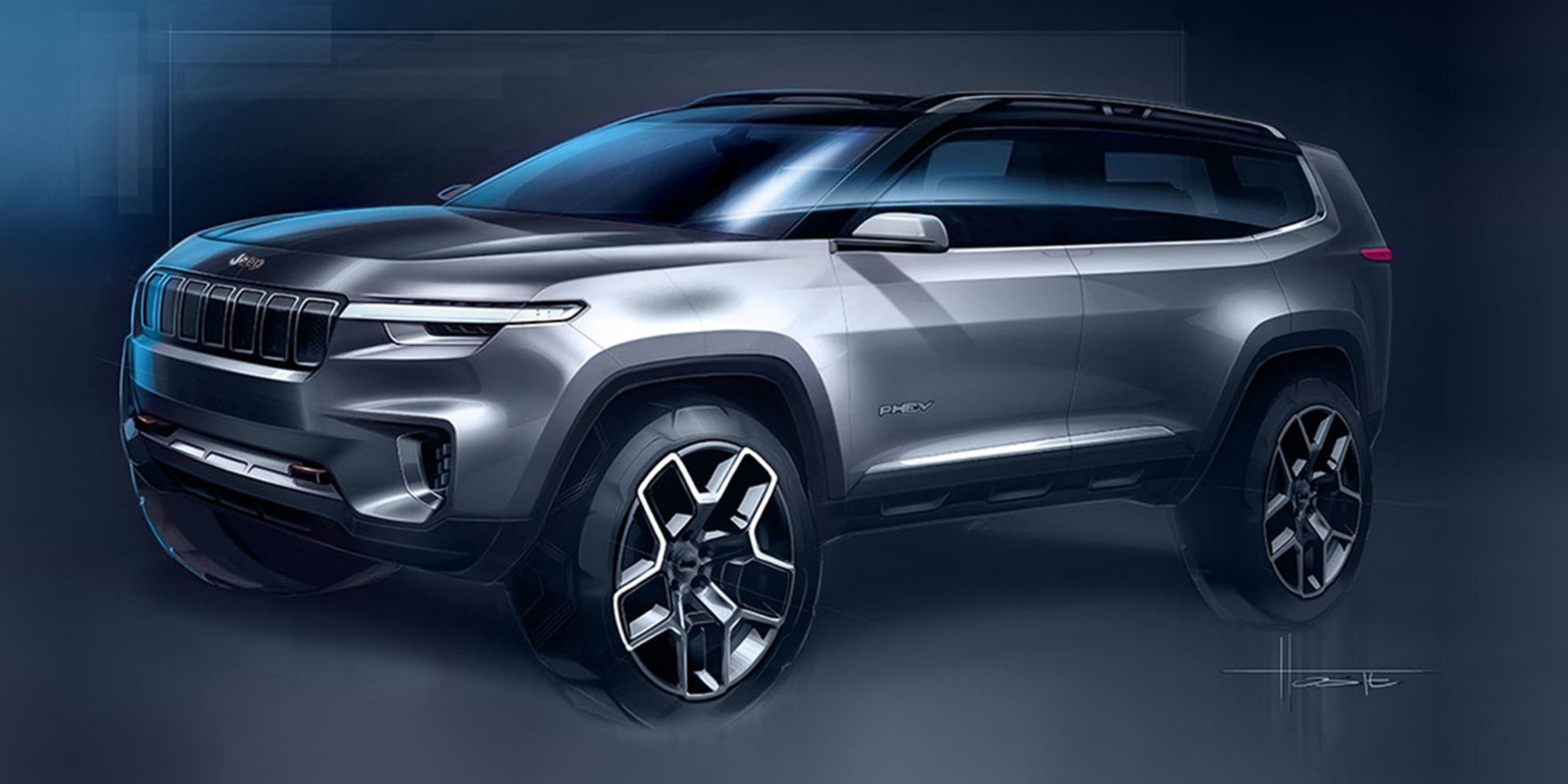 Jeep Yuntu Concept Previews a China-Only Hybrid ...