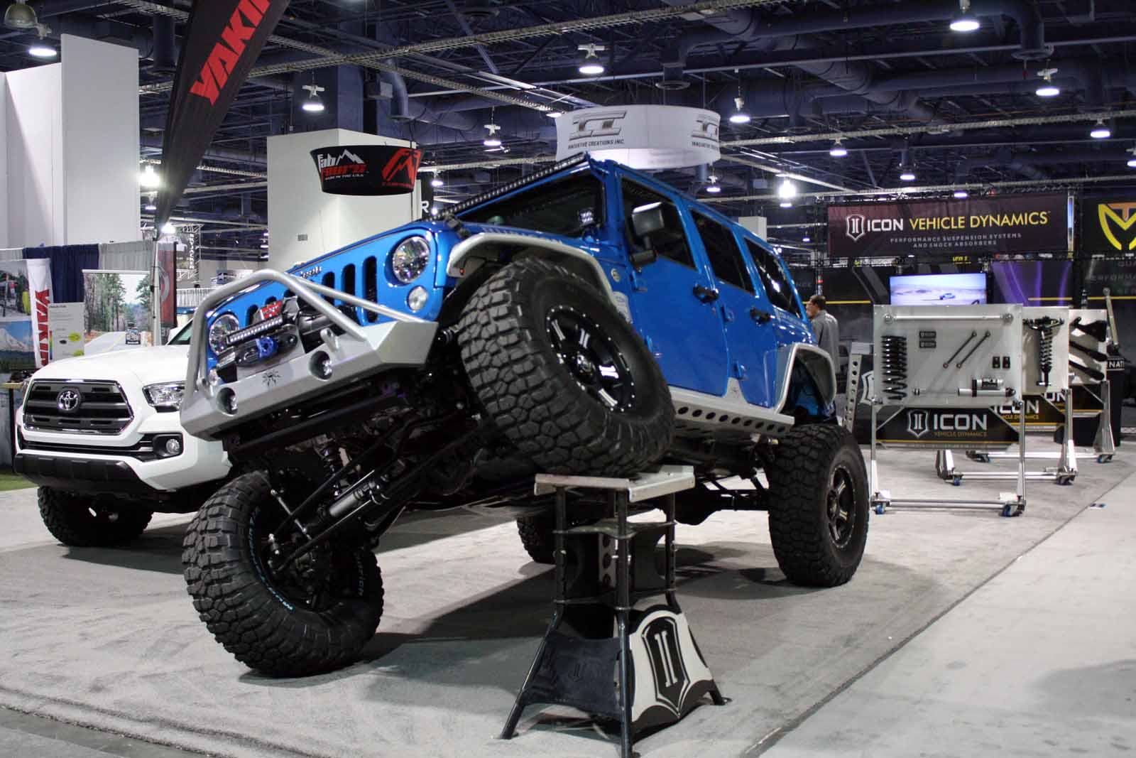 Gallery 15 Badass Jeeps From Sema You Know You Want Autoguide Com