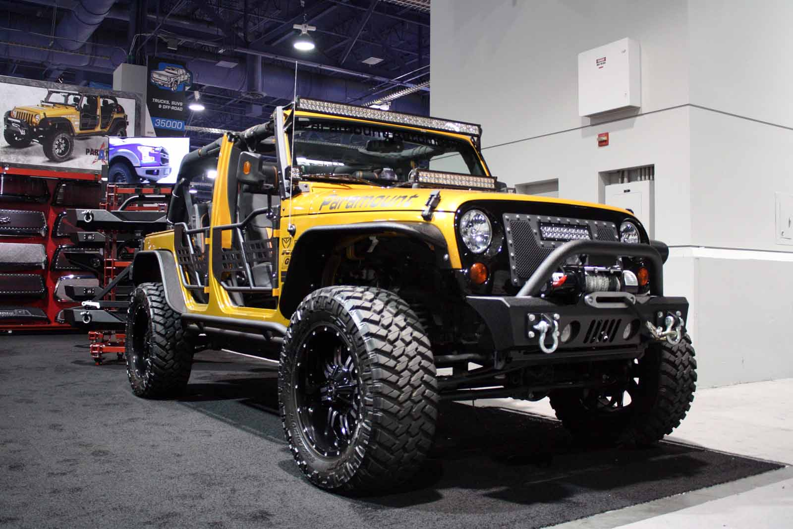 Jeep Stealth by Rocky Ridge Lifted Jeeps | Sherry 4x4