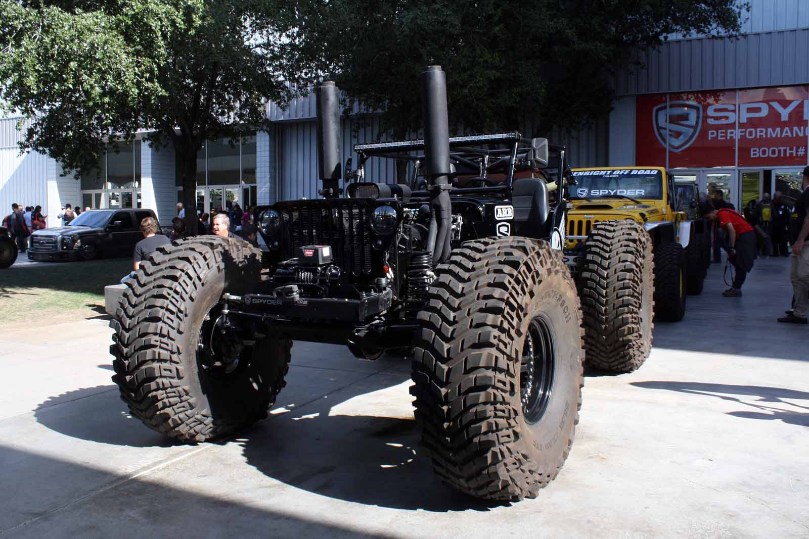 Gallery 15 Badass Jeeps From Sema You Know You Want