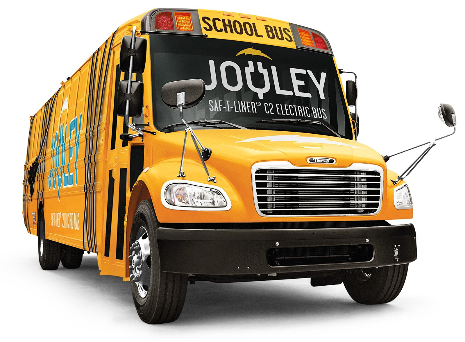 Daimler Rolls Out an All-Electric School Bus in the US