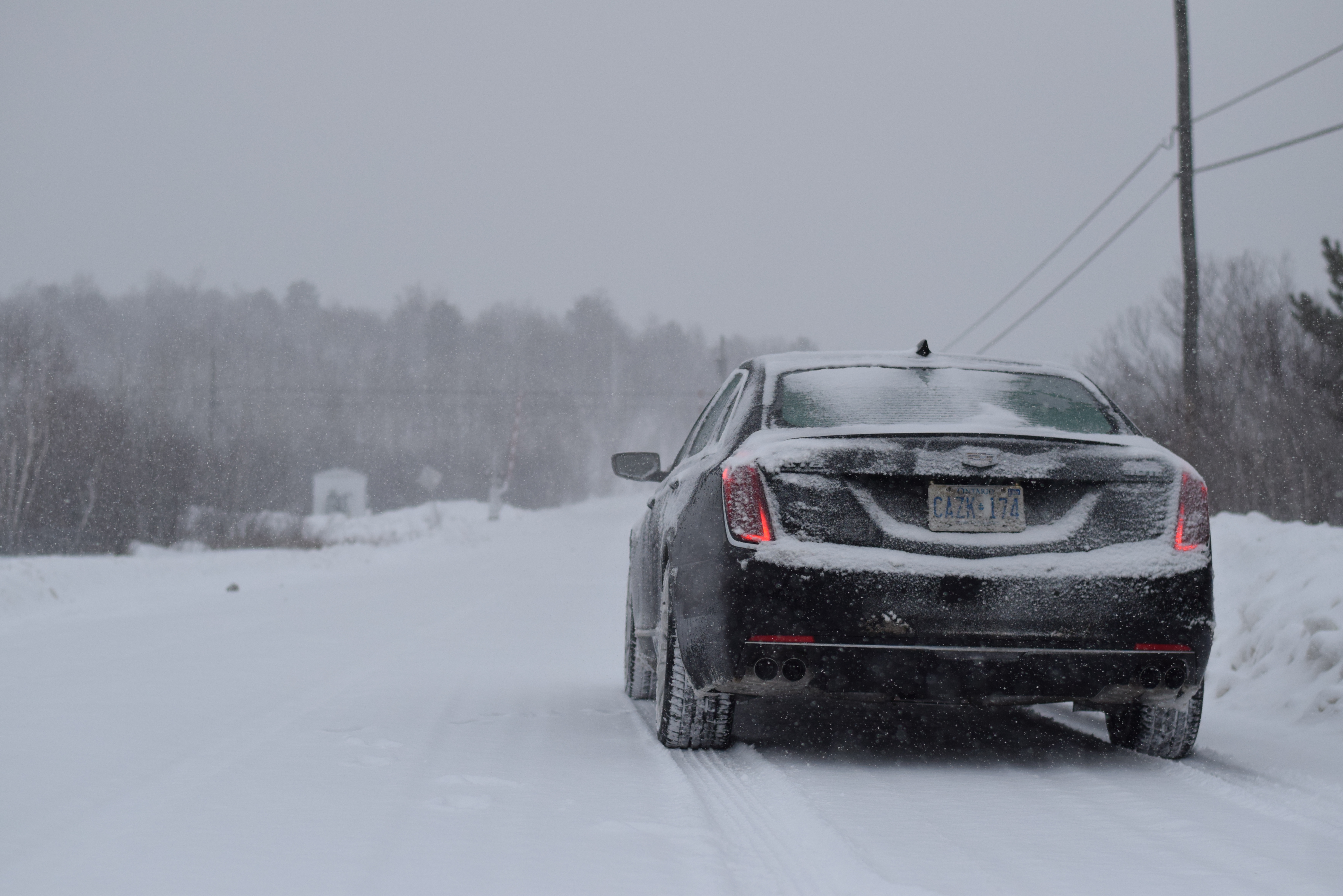 6 surprisingly capable cars for winter driving » autoguide news
