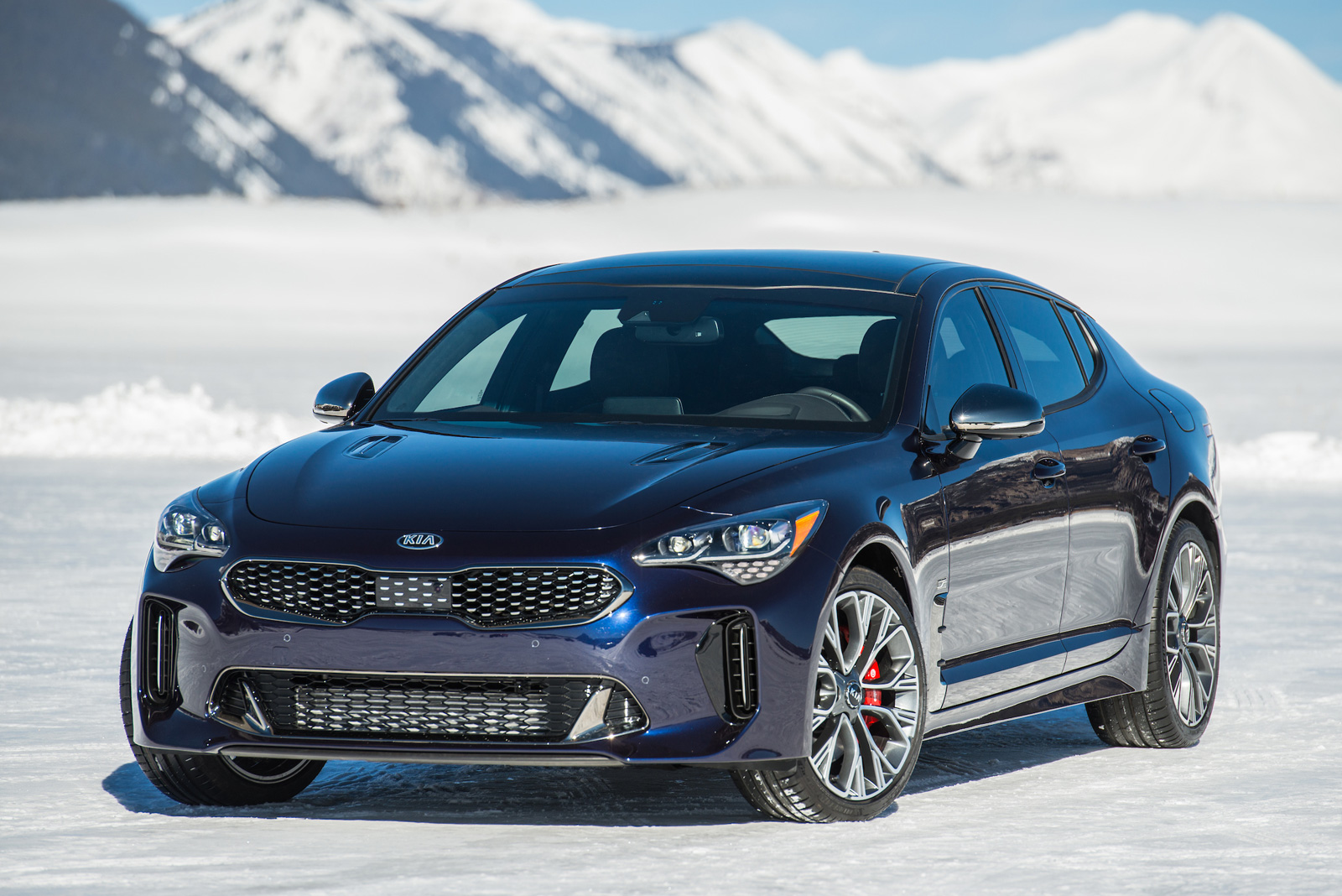 Kia Stinger Gt Already Has A Limited Edition Model