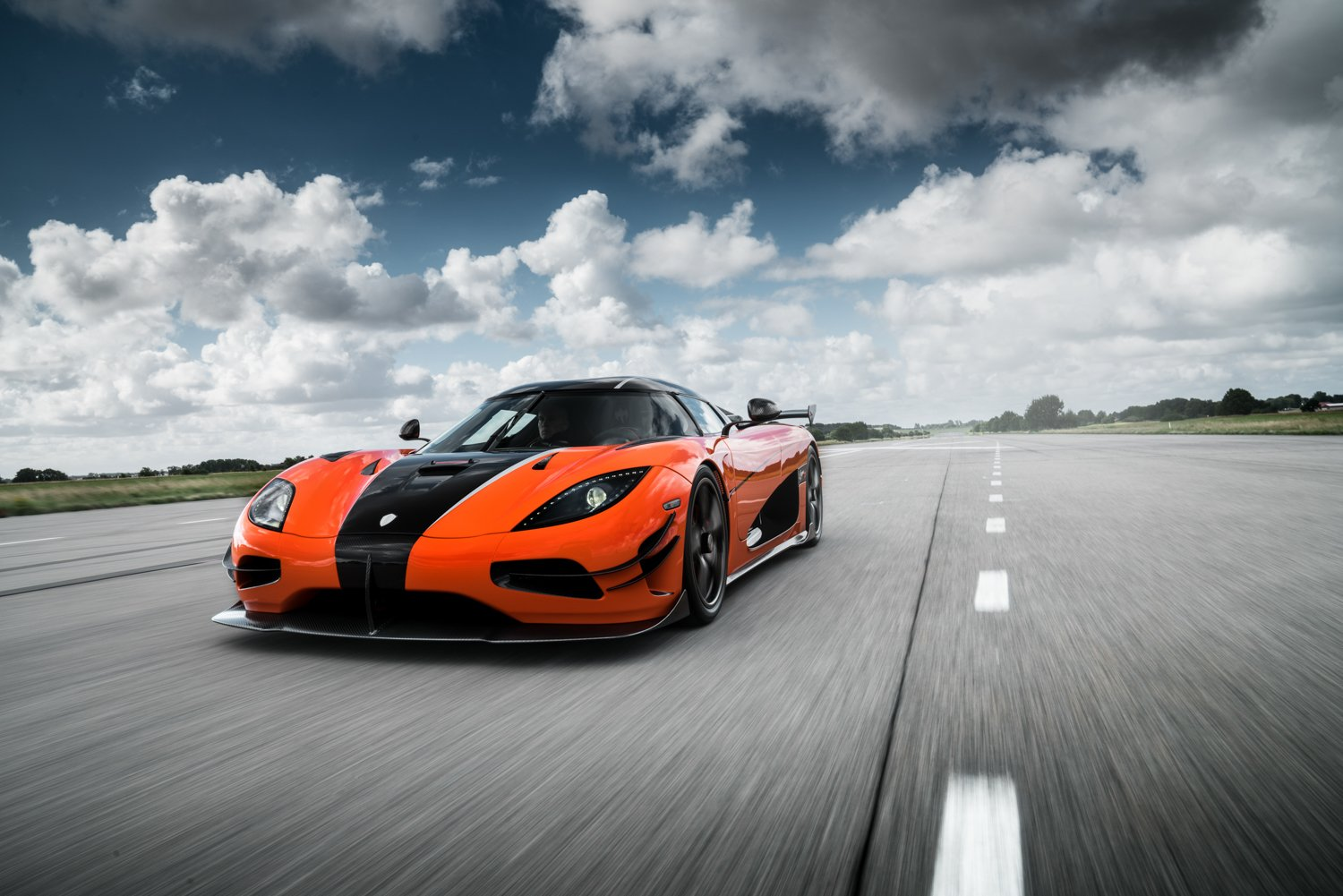 Koenigsegg koenigsegg agera r interior : The First US-Bound Koenigsegg Agera RS Arrives this Week in ...