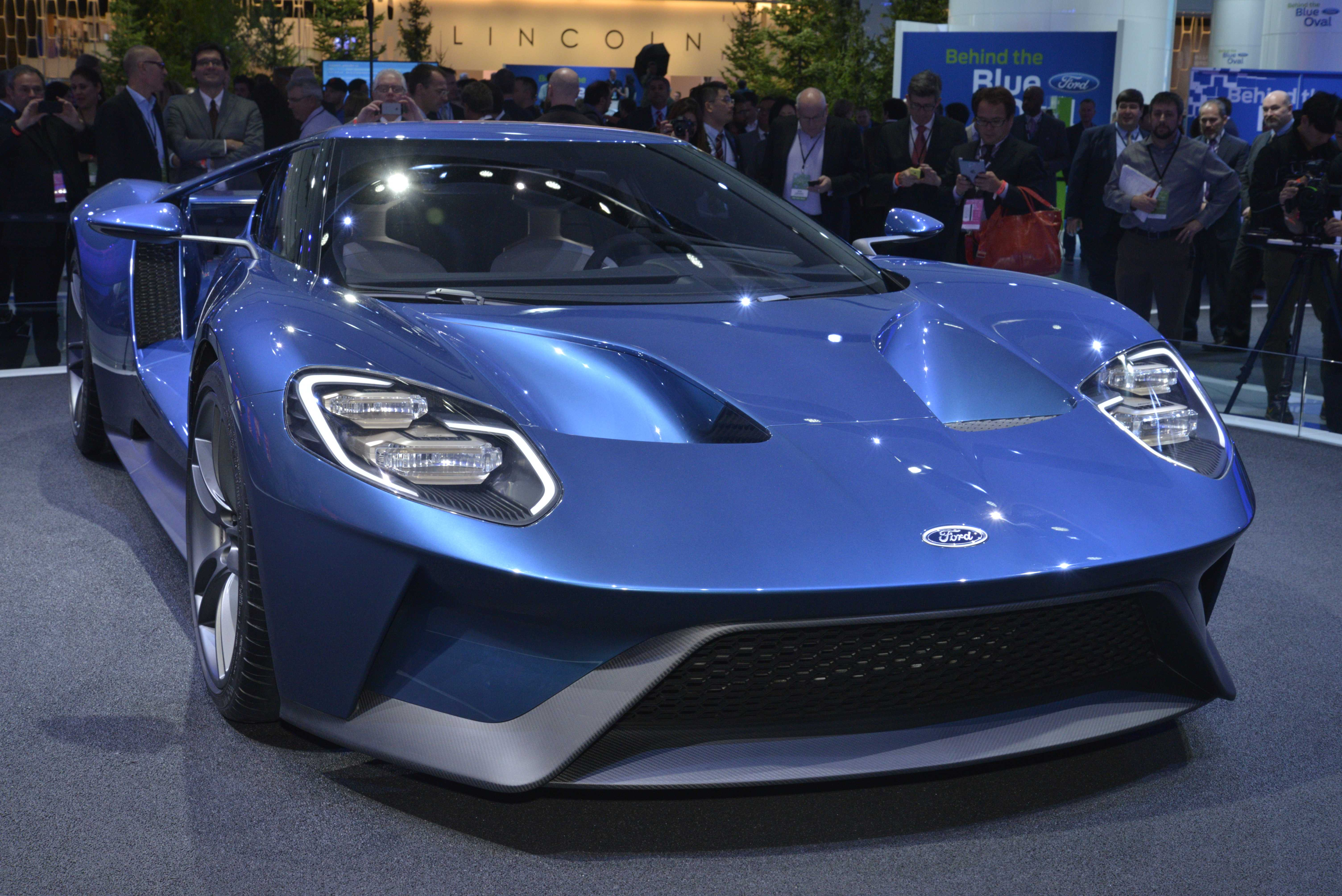 ford gt 2017 application form