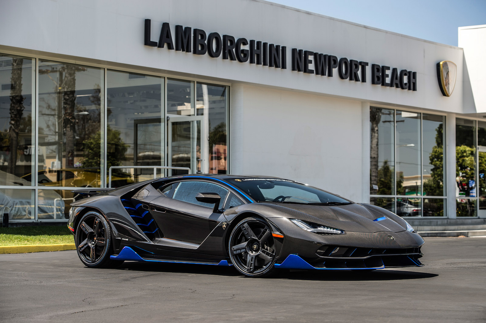 the first lamborghini centenario in the us has arrived » autoguide