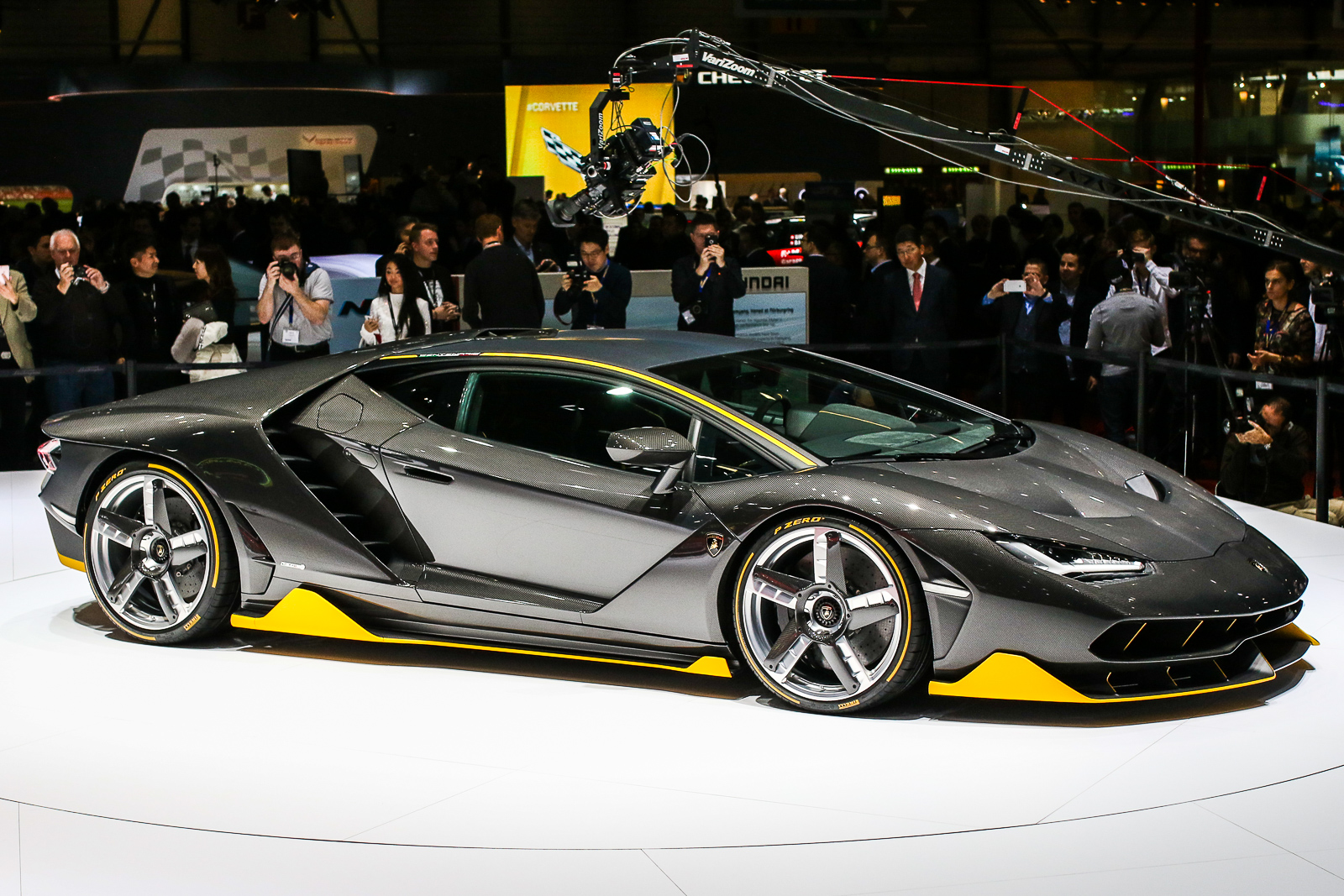 The 19M Lamborghini Centenario Was Just Unveiled And Its Already