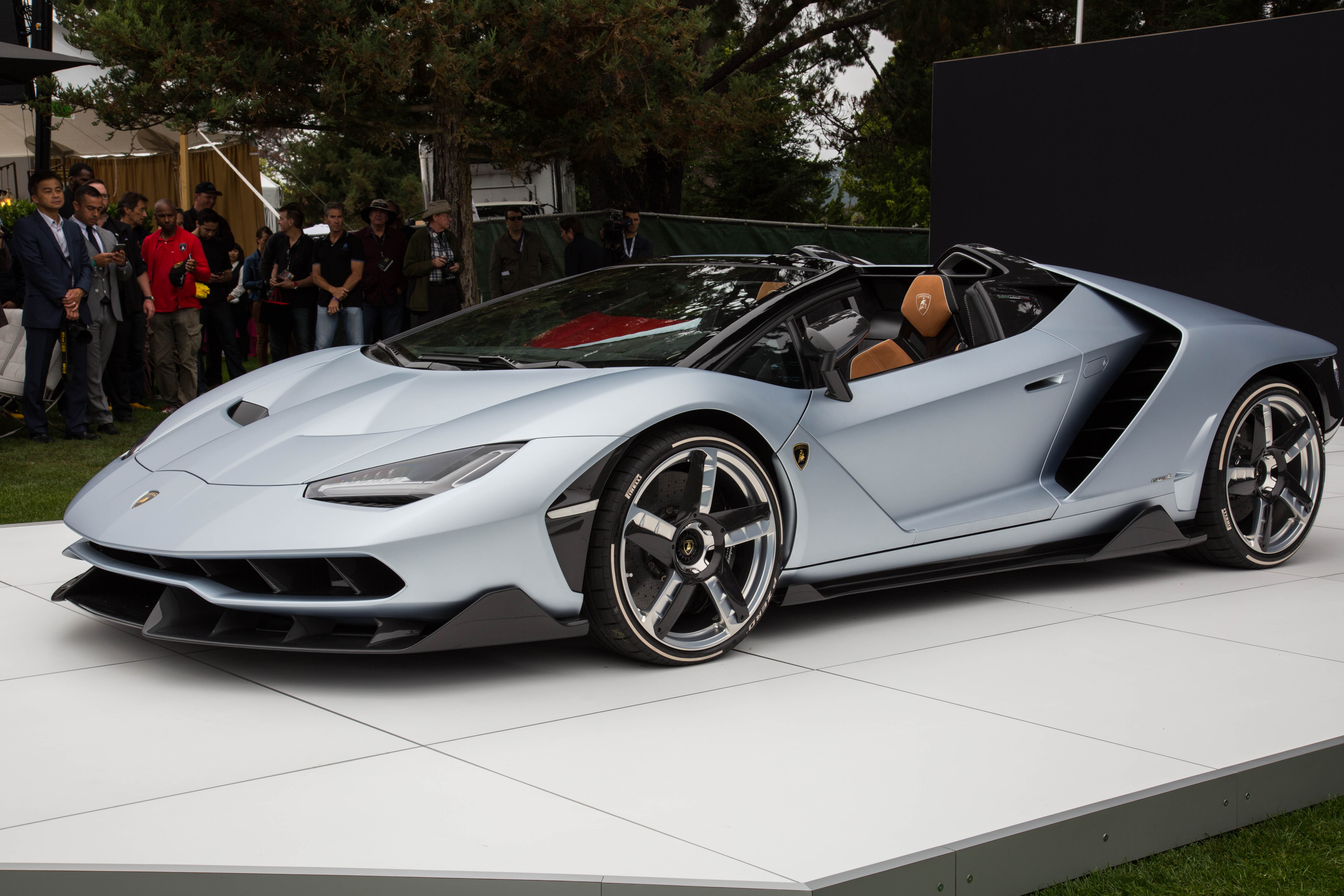 Lamborghini Aims to Double Worldwide Sales by 2019 ...