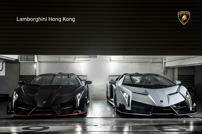 Check Out These Phenomenal Photos Of Two Lamborghini Veneno Roadsters In Hong Kong 187 Autoguide