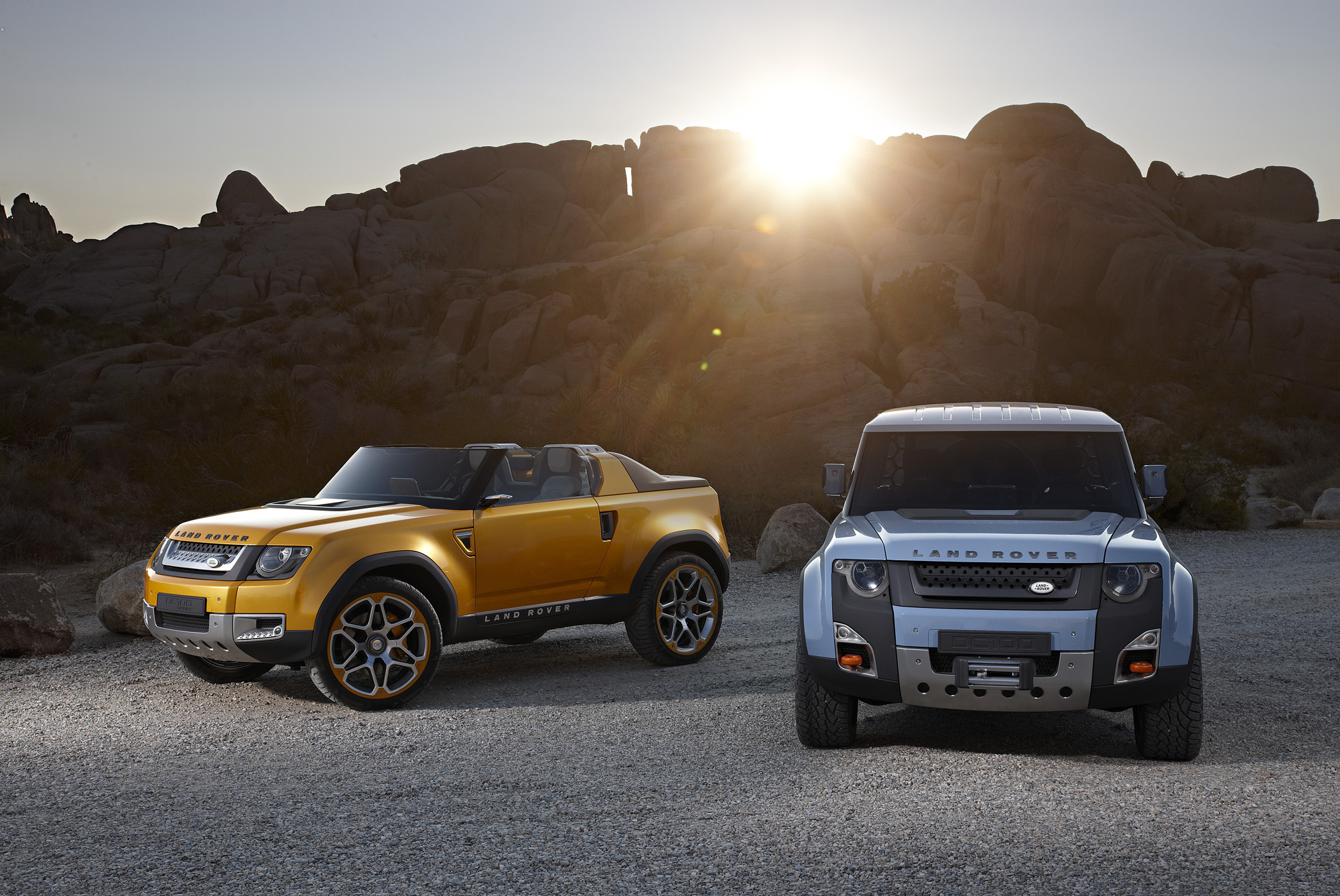 Land Rover Defender to Make US Return in 2019 » AutoGuide ...