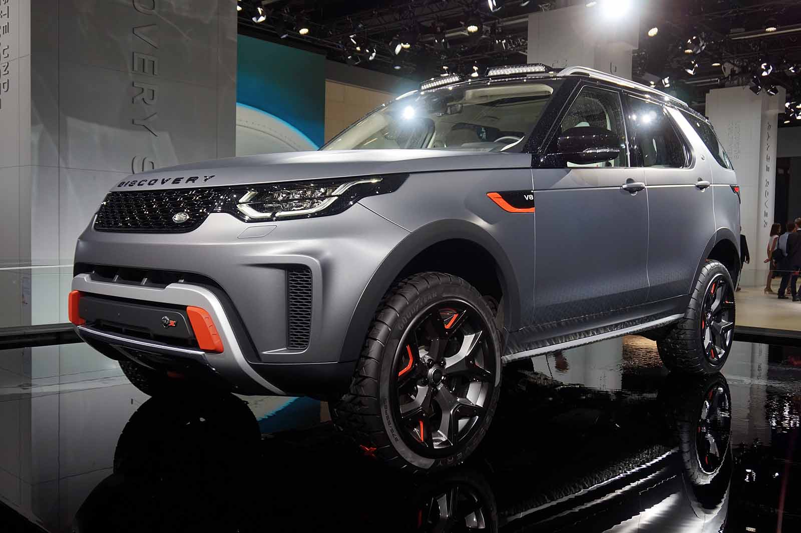 landrover land auto range buy front sport express review rover cornering