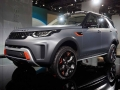 Land Rover Discovery SVX-19
