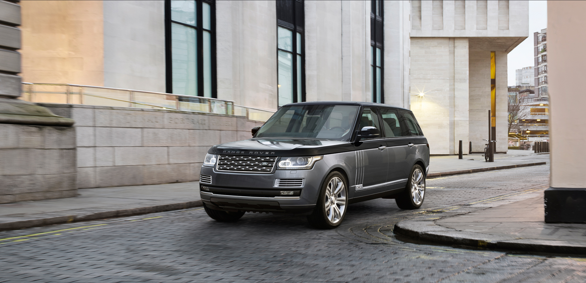 the is holland landrover most and rover suv expensive buy land range