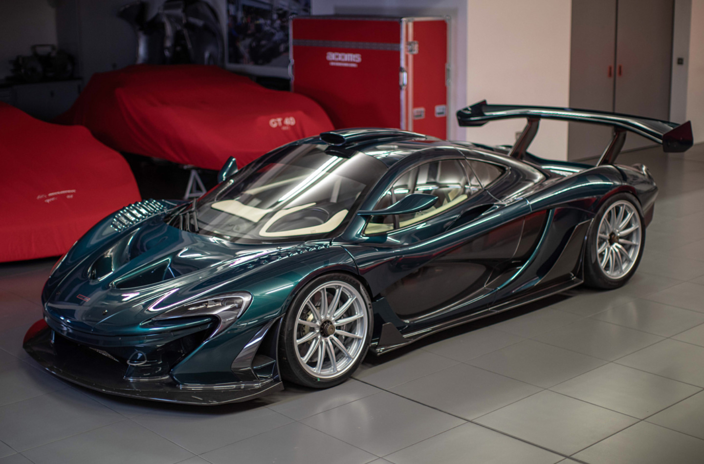 British Tuning Firm Creates Its Own Mclaren P1 Longtail