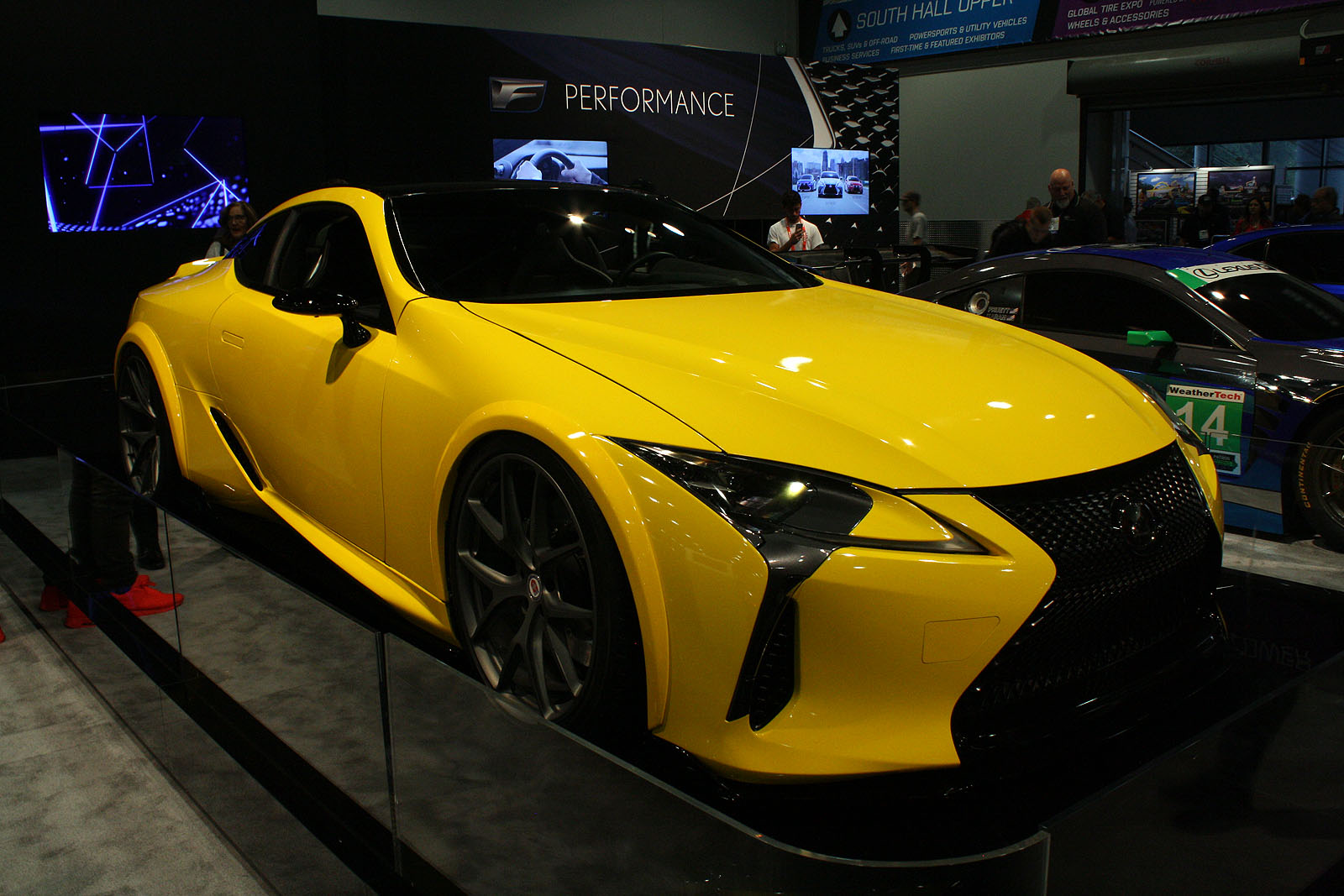World S First Tuned Lexus Lc 500 Debuts Autoguide Com News