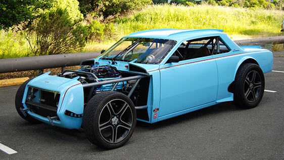 This Toyota Corona is a Lexus-Powered Hot Rod » AutoGuide