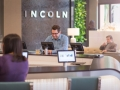 Lincoln Connectivity Lounge
