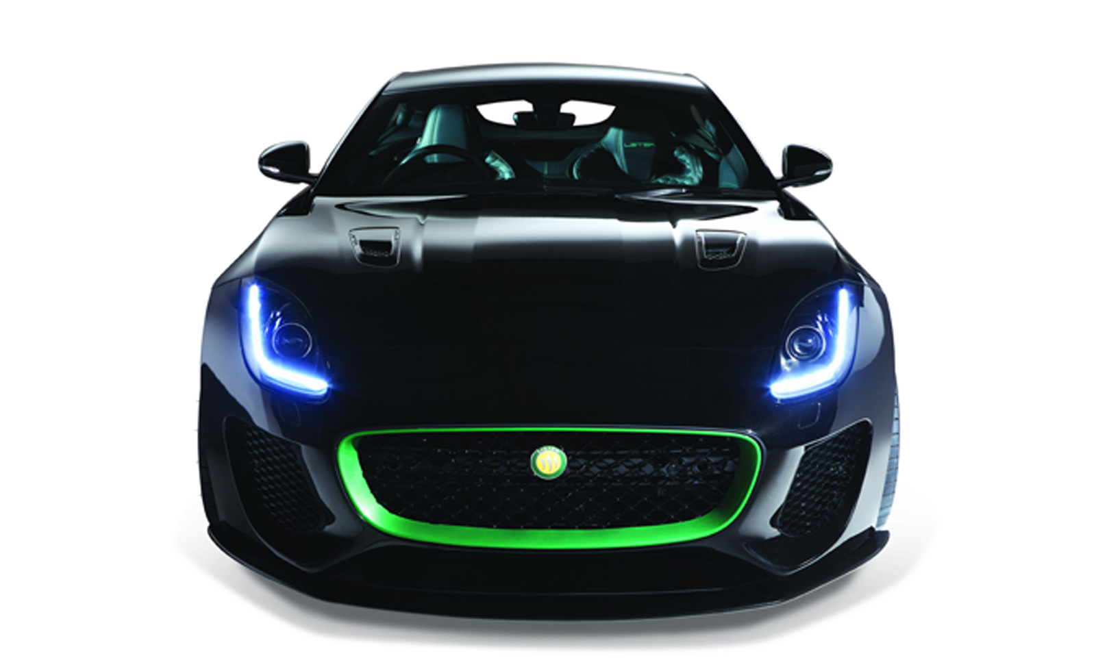 Jaguar F Type Based Supercar Debuting In February