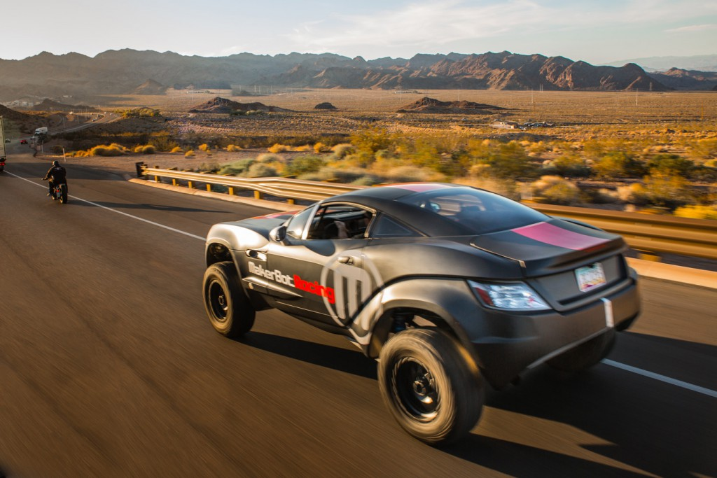 Local Motors Rally Fighter >> The Rally Fighter is the Off-Road Supercar You Build ...