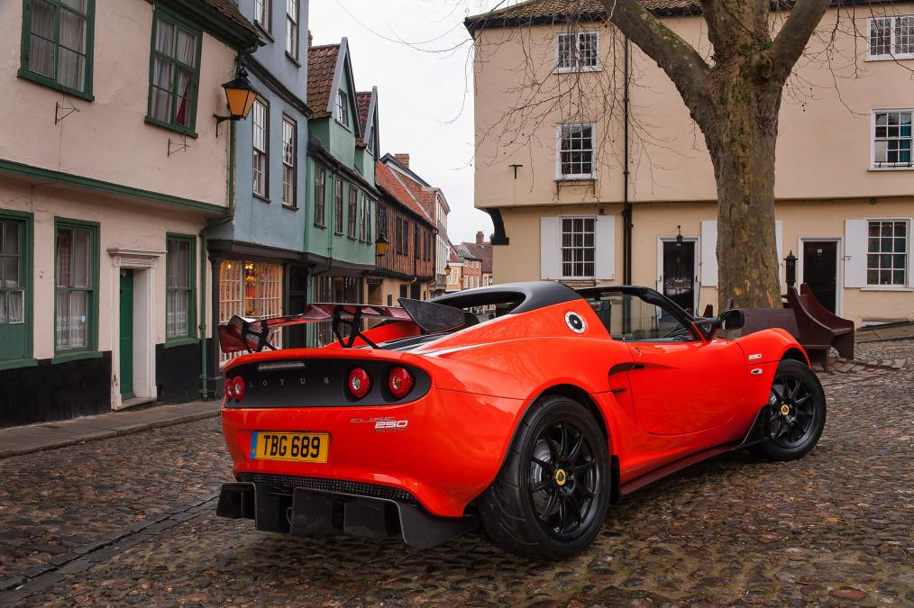 Next Lotus Elise Sticking To Its Roots When It Arrives In 2020