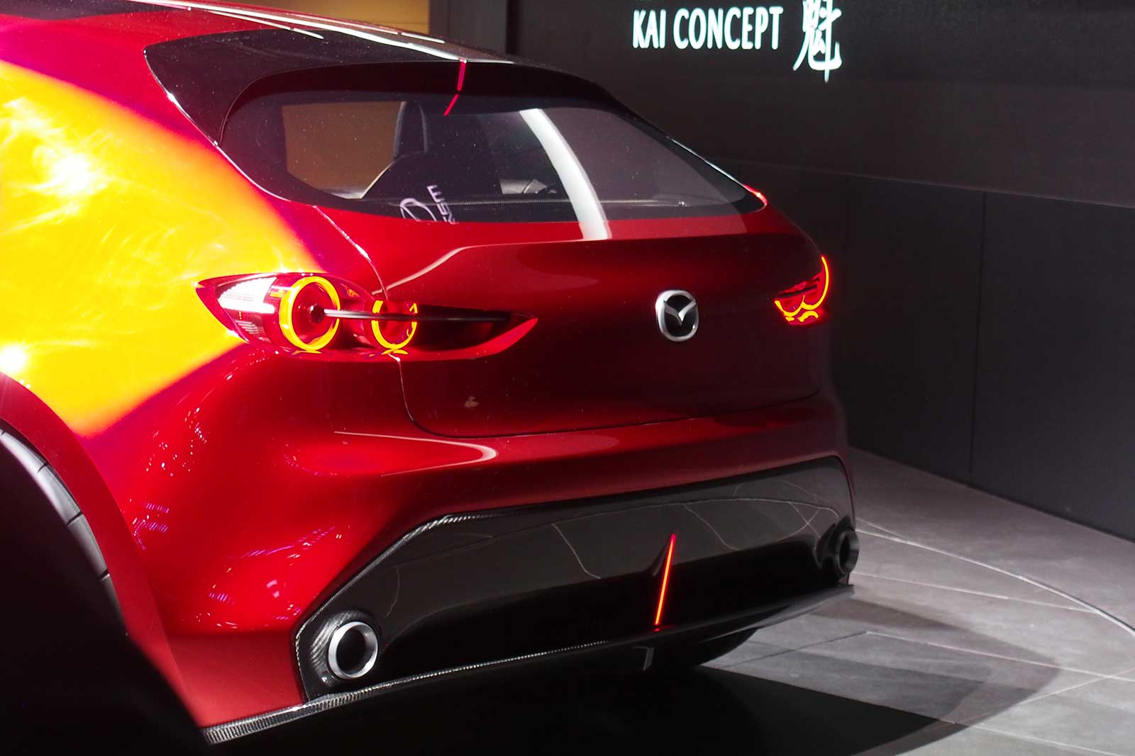 New Mazda3 To Debut This Year With Kai Concept Inspiration