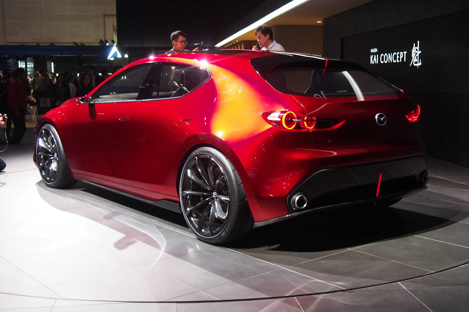 New Mazda3 to Debut This Year With Kai Concept Inspiration ...