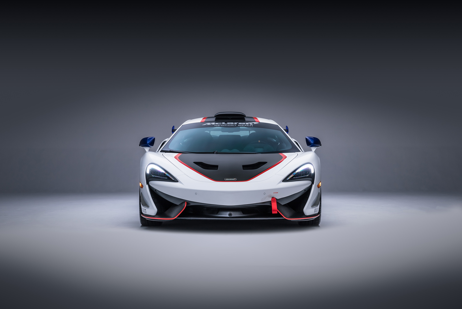 Mclaren Special Operations Gives The 570s A Motorsport