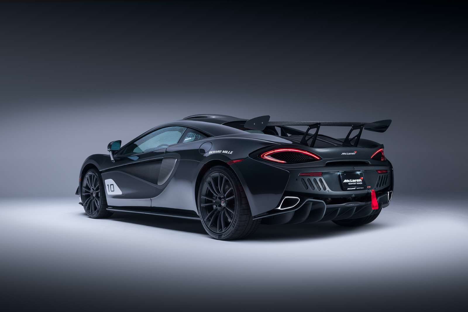 McLaren Special Operations Gives the 570S A Motorsport Makeover ...