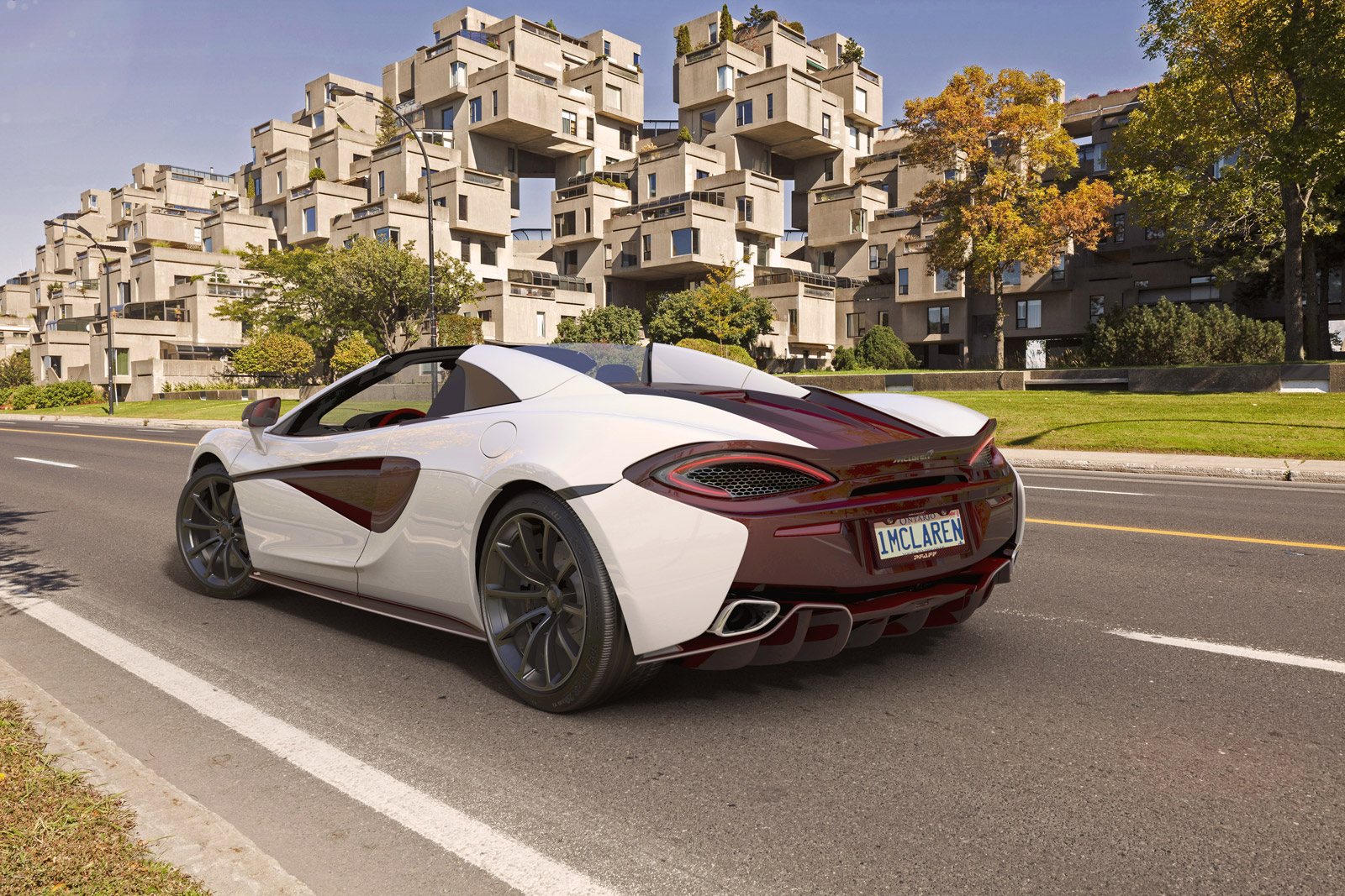 canada gets its own special edition mclaren 570s spider autoguide
