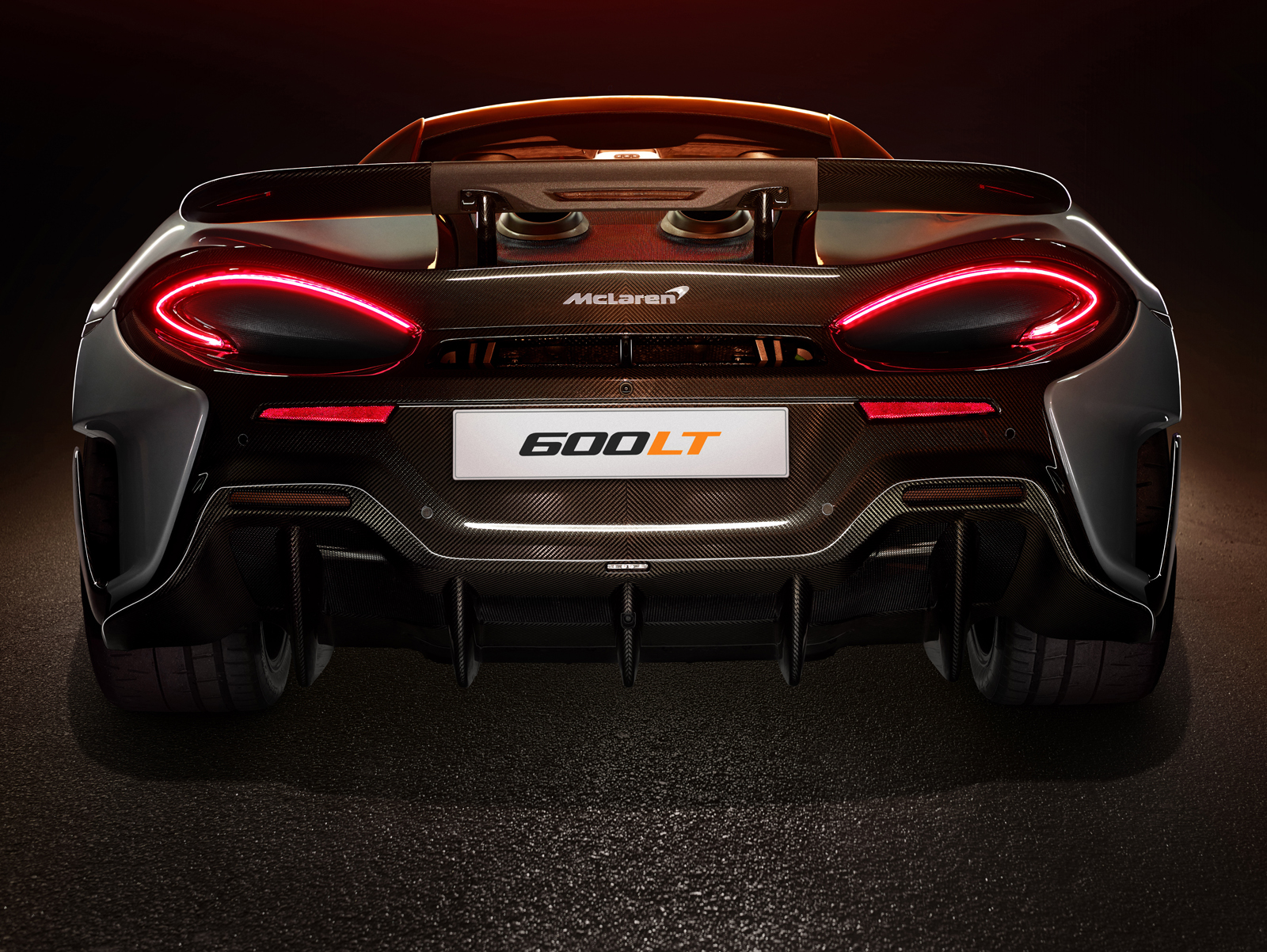 Mclaren 600lt Is Longer Lower And Faster Than The 570s Autoguide Com News