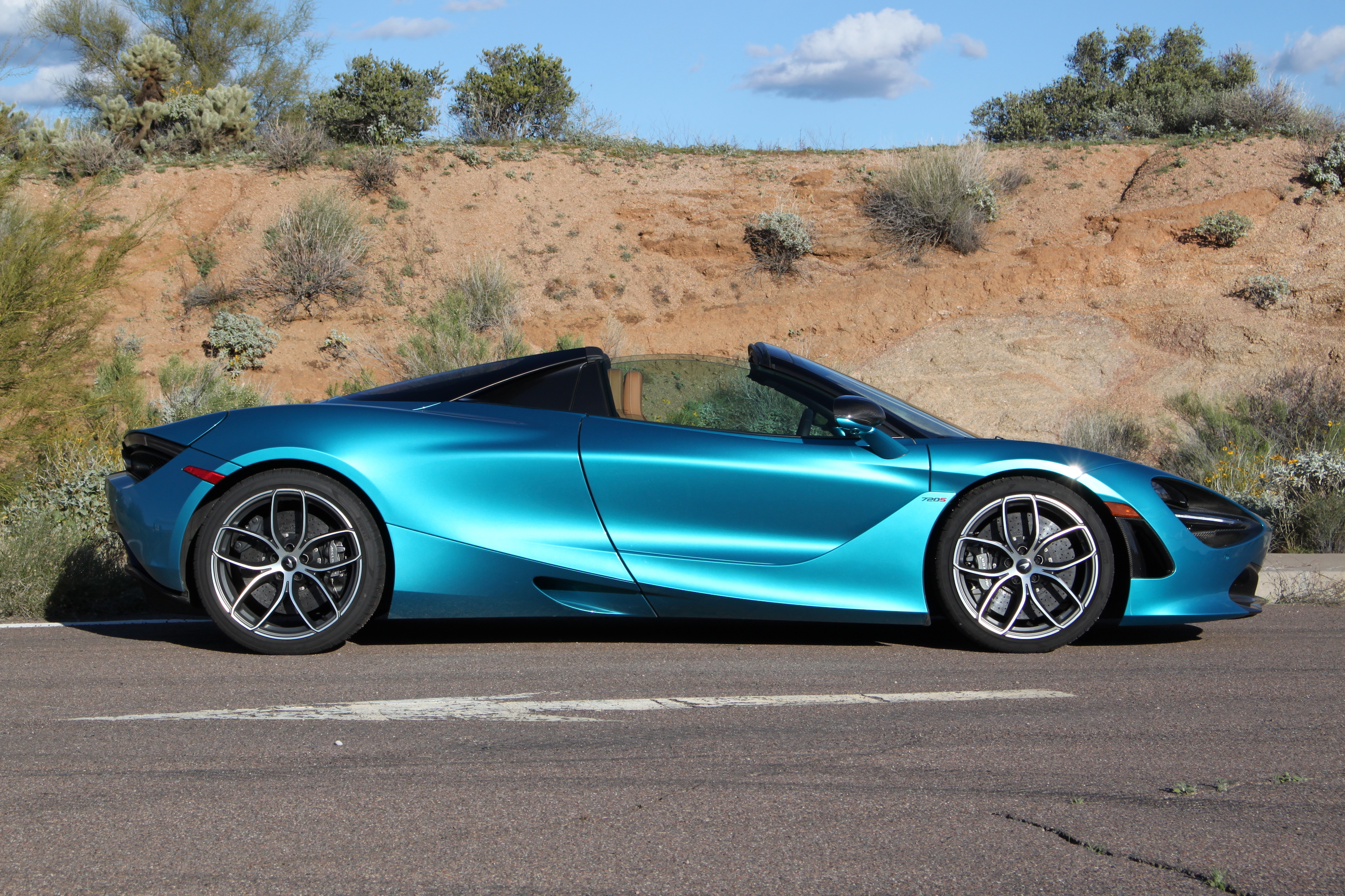McLaren 720S Spider Review