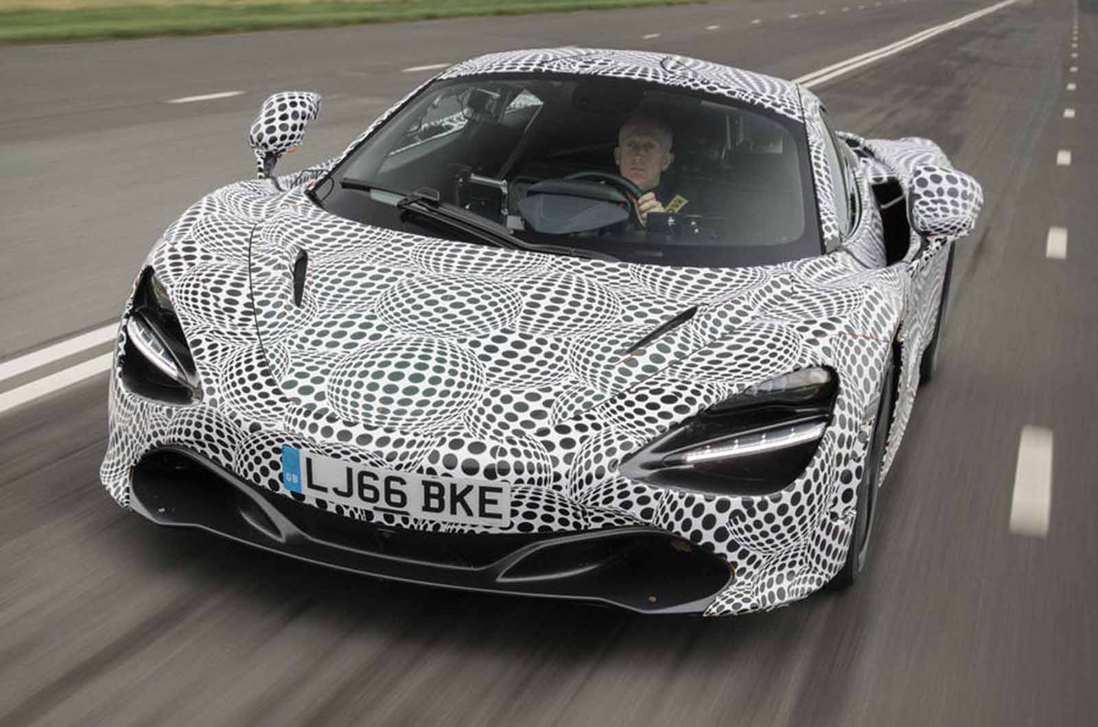 New McLaren BP23 hypercar will be the fastest McLaren ever