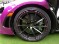 Purple Mclaren Pebble Beach (9)