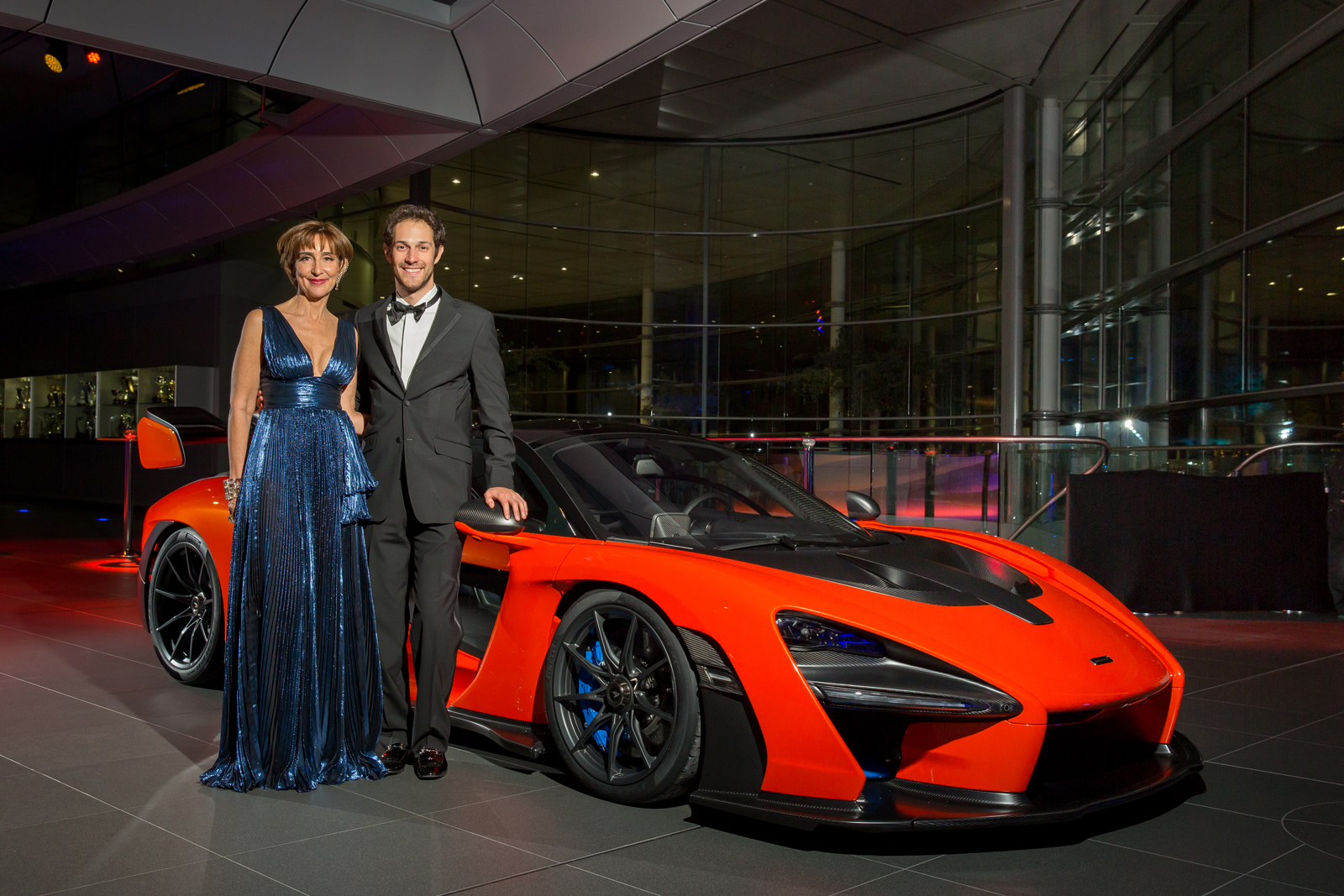 The last unreserved mclaren senna just sold for 2 6m for Newspaper wallpaper for sale