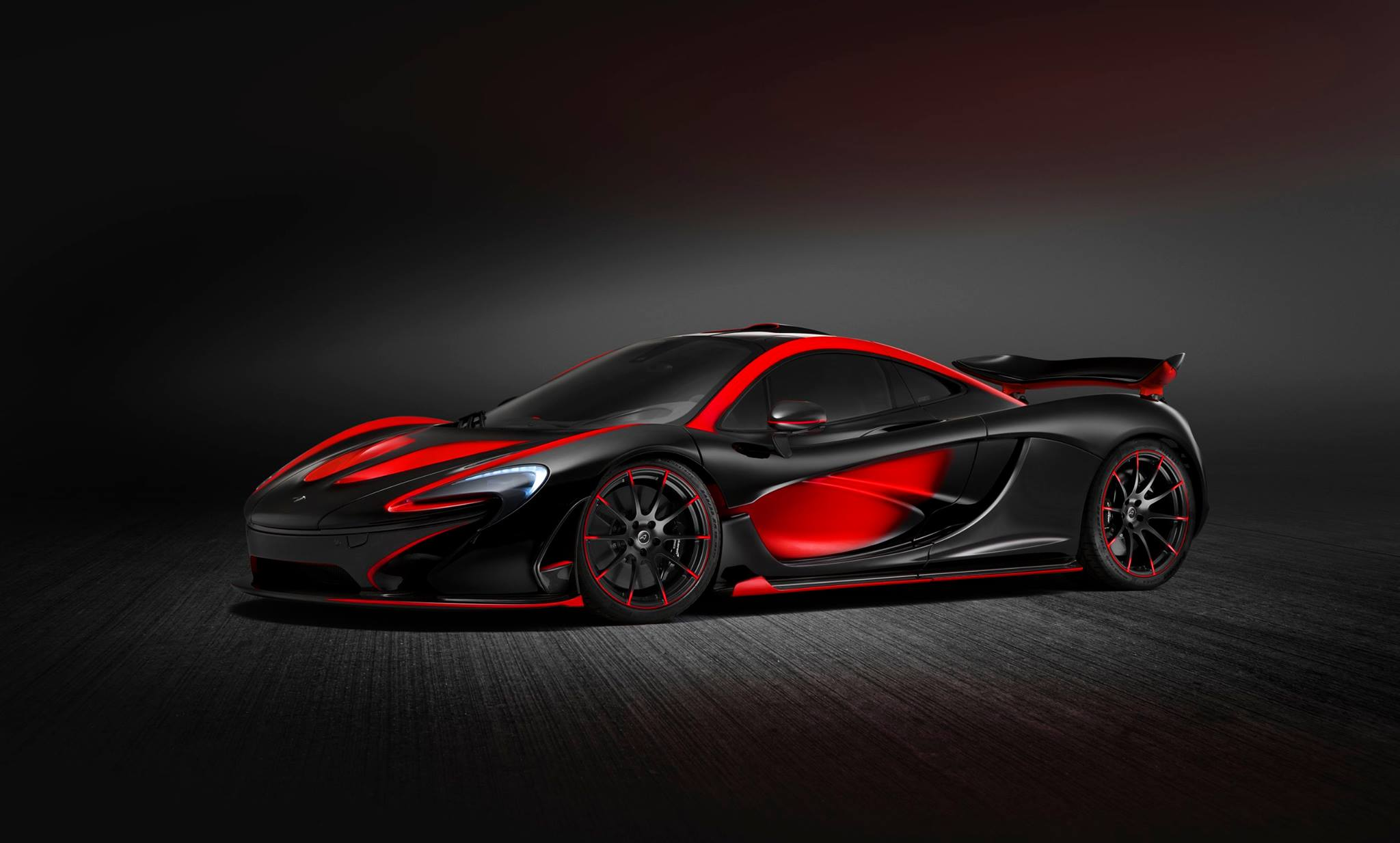 Mclaren P1 Successor Could Be An All Electric Supercar
