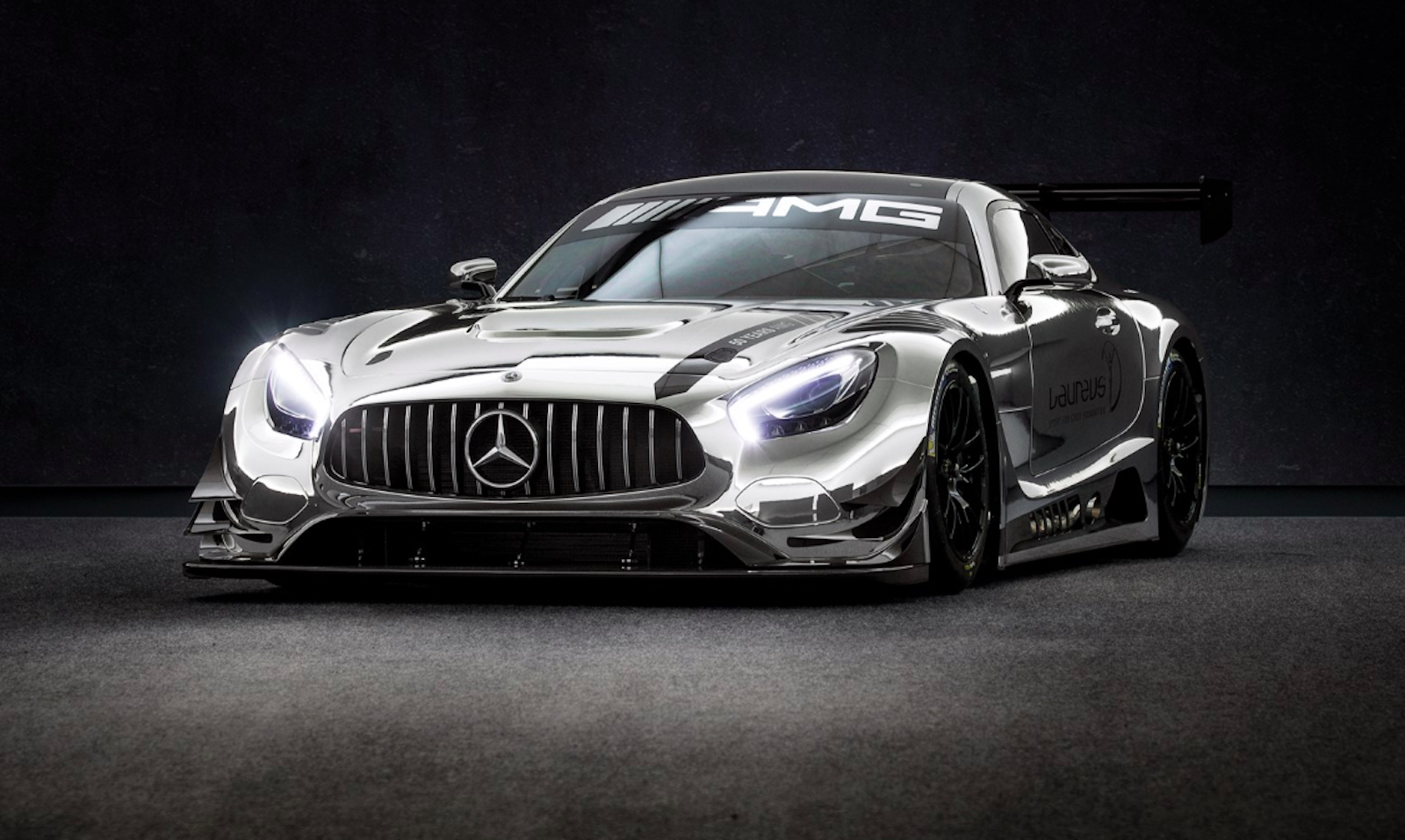 Never Raced Mercedes-AMG GT3 is Up For Anyone to Buy ...