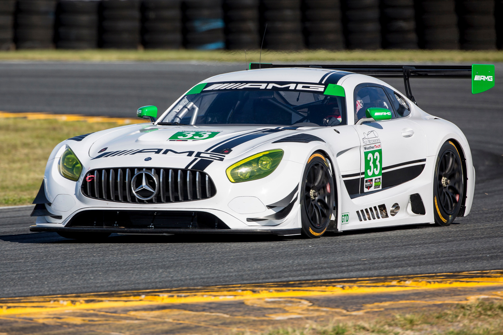 Mercedes-AMG\'s Sports Car is Going Racing in the US » AutoGuide.com News