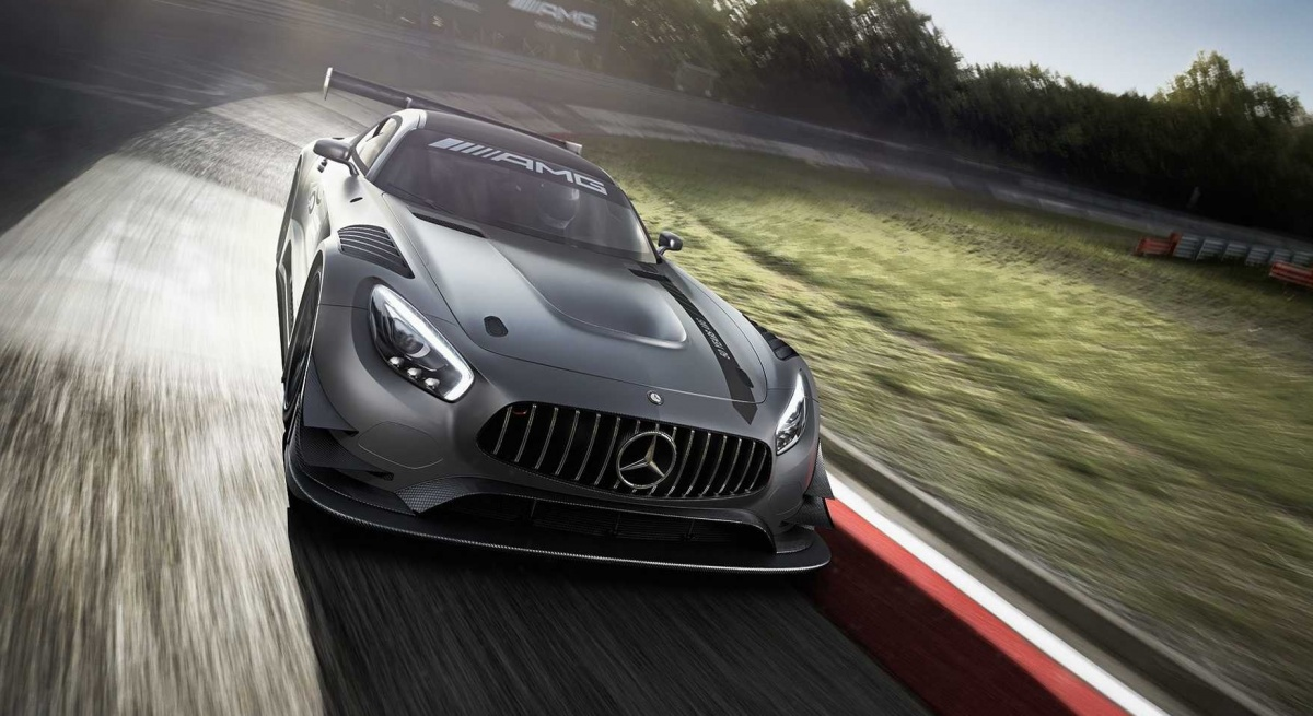 Mercedes Celebrates 50 Years of AMG with Limited-Edition Race Car ...