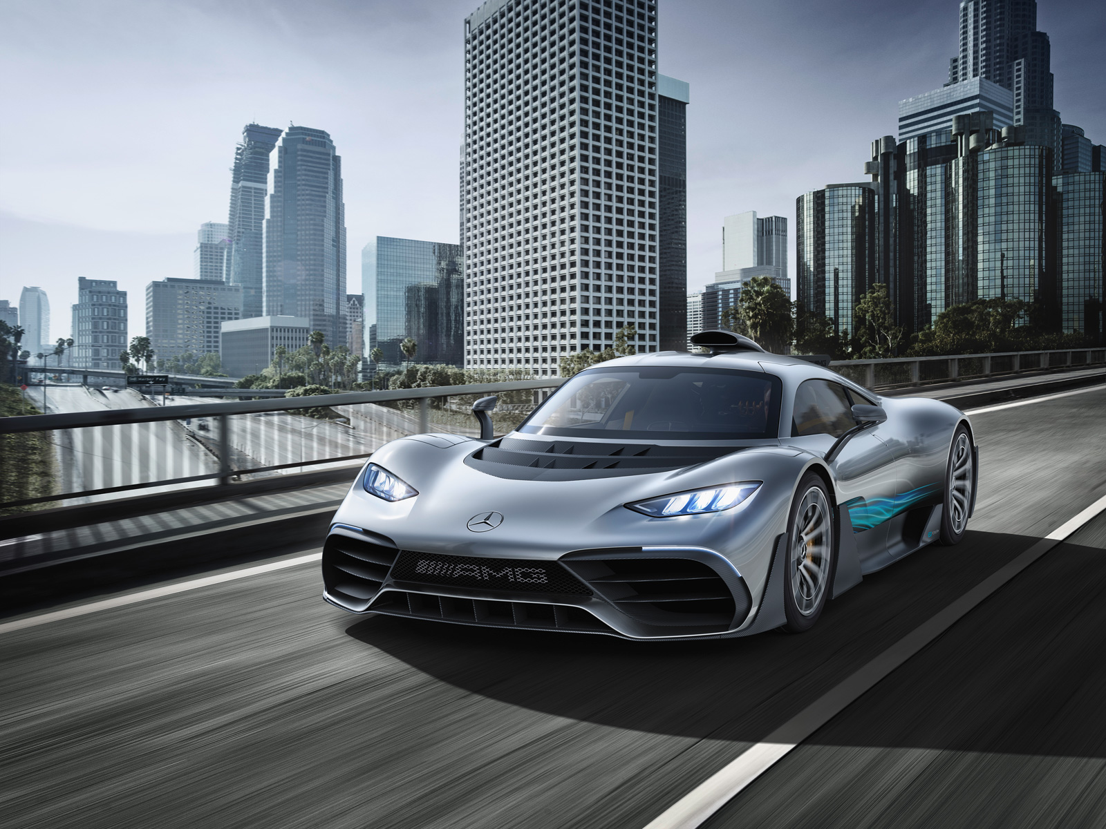 Project One S Hybrid System To Appear In Other Mercedes Cars
